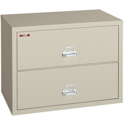 Beautiful FireKing 2 3830 CML   Lateral File Cabinet